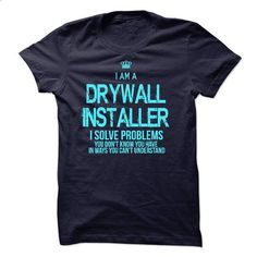 I am a Drywall Installer - #tshirt logo #christmas sweater. BUY NOW => https://www.sunfrog.com/LifeStyle/I-am-a-Drywall-Installer-17835573-Guys.html?68278