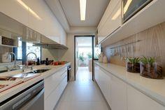 Foto do apartamento decorado - 173 m²