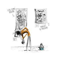 Eglantine, illustrator, represented by Caroline Maréchal. Copyright Eglantine. More information on http://www.caroline-marechal.fr/