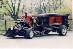 Hot Rod Hearse | Other vehicles available: