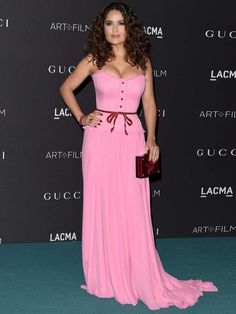 7.Fit And Flare Dress Of Salma Hayek @ 1895/-