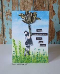 Art Journey Design-team: Guest Designer: Paula Whittaker