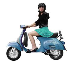 For professional-looking results Vespa Girl, Professional Look, Sewing, Model, Dressmaking, Couture, Fabric Sewing, Scale Model, Costura