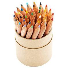 These mini muji colored pencils are amazing