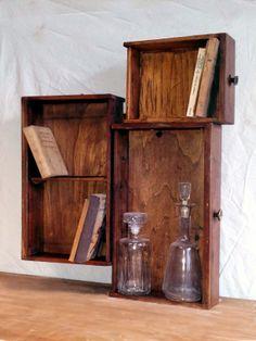 Libreria Tiretti - versione con cassetti grandi