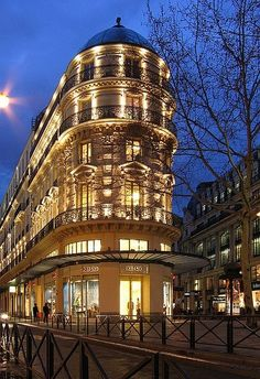 St Germain ~ an area in Paris, France, located around the church of the former Abbey of the Saint-Germain-des-Pres.