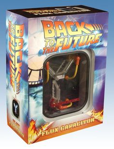 Flux Capacitor Prop Replica.
