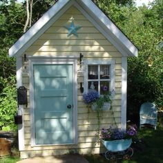 images about Garden shed ideas on Pinterest Garden
