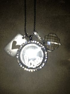 My newest Origami Owl locket!  www.asaylor.origamiowl.com Book a Party with me Today.  Thanks!