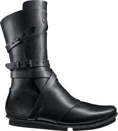 Trippen Penna Boots...these look like Rey's boots