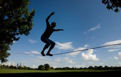 The complete beginners guide to slacklining
