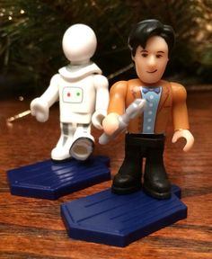 Doctor Who Lego-knockoffs