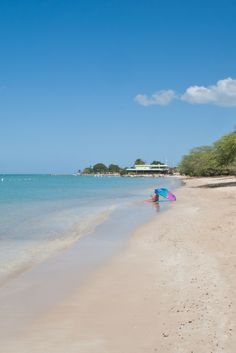 Take a road trip along the West Coast of Puerto Rico. Playa Combate, Cabo Rojo