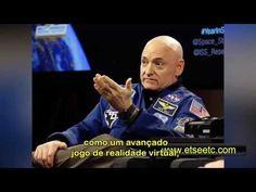 Astronauta Falau Sobre Aliens Em Entrevista - ao vivo - sem querer...