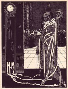 Illustrations that made Edgar Allan Poe's stories even more horrifying