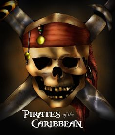 Pirates of the Caribbean by Mareishon.deviantart.com