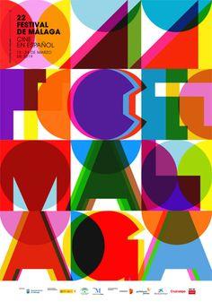 cartel festival Musikfestival Poster, Kunst Poster, Typography Poster, Typography Design, Festival Tops, Film Festival, Plakat Design, Online Posters, Festival Posters