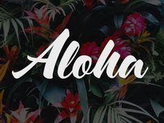 Aloha Branding