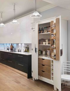 Cool Pantry from John Lewis of Hungerford holds 1.3 cubic m of food.