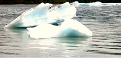 Melting Glacier  By T Julian Holder, Alaska 2009