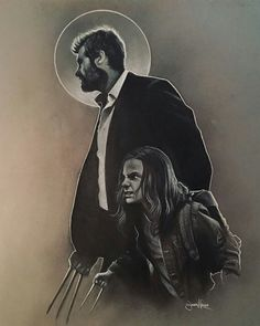 Amazing art by James Hance Logan and Laura