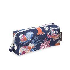 Keep your make-up in a make-believe bag. The Finlayson Magic Moomin (Taikamuumi) Cosmetic Bag
