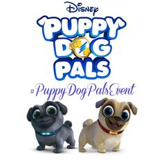 Discover New Disney Junior Puppy Dog Pals Adventures With #PuppyDogPals. On Disney Junior Channel. #PuppyDogPalsEvent