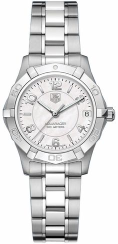 Tag Heuer Aquaracer 2000 Ladies Medium Watch - I love this watch!  This will be my next big purchase!