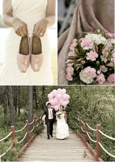 Pink Glitters Simple bouquet #weddingshoes #shoes #bride #bridal #wedding #TOMS  One for One #fashion #style