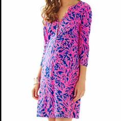 Lilly Pulitzer Alessia Dress - Did You Catch That Lilly Pulitzer Dress Lilly Pulitzer Dresses Mini