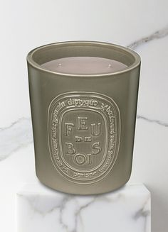 Diptyque Candle inside/outside Diptyque Candles, Scented Candles, Outdoor Candles, Inside Outside, Large Candles, Luxury Candles, Artisanal, Earthenware, Wax