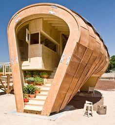 Organic architecture. Xk #kellywearstler