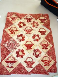 Sweet P's Quilting blog