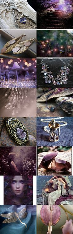 Fairy door by Anna Borysewicz-Segit on Etsy--Pinned with TreasuryPin.com