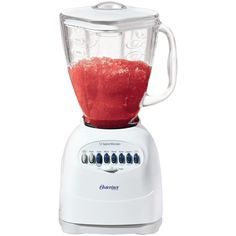 Osterizer 12 Speed Blender Not Necessary Wait : Osterizer 12 Speed Blender White Electric
