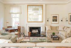 Design Hub - блог о дизайне интерьера и архитектуре: Уютный колониальный дом в США
