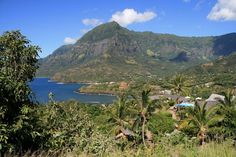 Hiva Oa, Marquesas Islands - hard to believe I sailed there from Mexico.  I was crazy to ever leave!