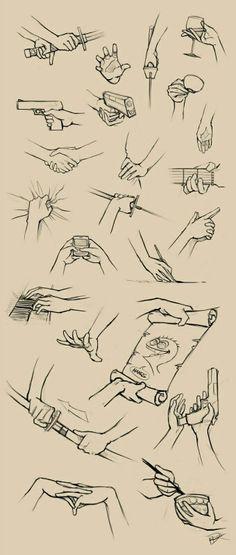 Hands work
