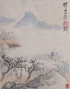 shitao_poetic-feeling-of-tao-yuanming_5