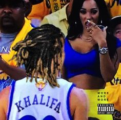 New Music! Wiz Khalifa 'More And More'