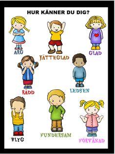 Teacher Education, School Teacher, Sign Language Book, Swedish Language, School Worksheets, Class Management, Social Skills, Diy For Kids, Activities For Kids