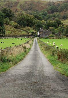 Glenridding, Ullswater, Lake District