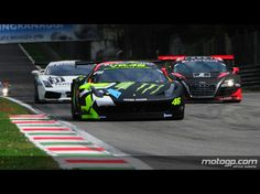Valentino Rossi, Monza Blancpain GT Endurance Series