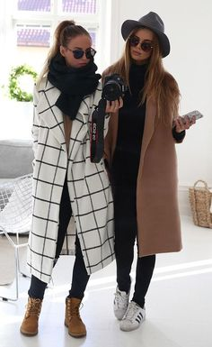Modern Babe Styles or The Latest 2016/17 Winter Fashion Trends