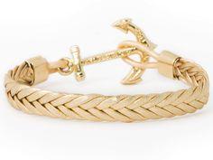 Golden Birch bracelet // Kiel James Patrick