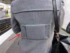 designer Paul Ka French bow