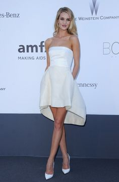 66th Annual Cannes Film Festival..amfAR's 20th Cinema Against AIDS Gala..Hotel du Cap-Eden-Roc, Antibes, France..May 23, 2013..Job: 130523AC1..(Photo by Axelle Woussen / Bauer-Griffin)..Pictured: Rosie Huntington-Whiteley.