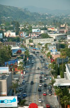 I never tire of this drive | sunset boulevard, hollywood