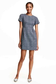 Robe jacquard | H&M