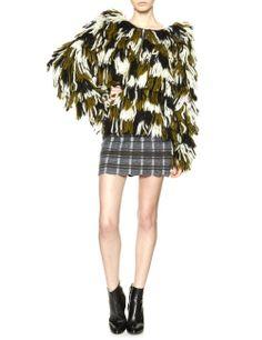 Appian Wool Tassel Jacket | Brooke Roberts | Avenue32 ... otherwise known as omg the weaving machine is broken!